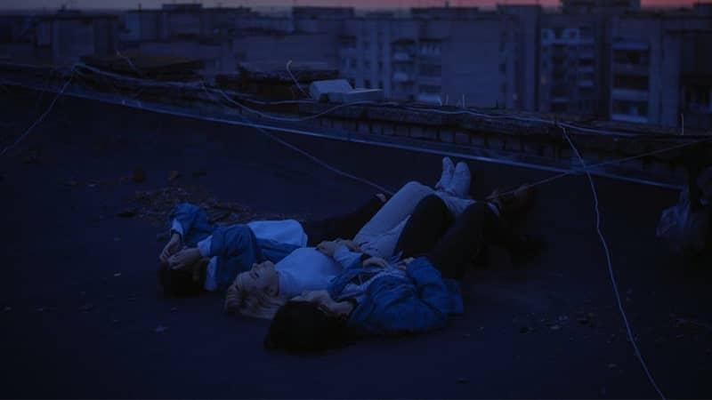 Berkumpul di Rooftop