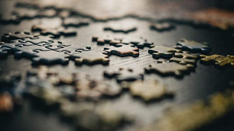 Kata-Kata Hubungan Tanpa Status - Puzzle