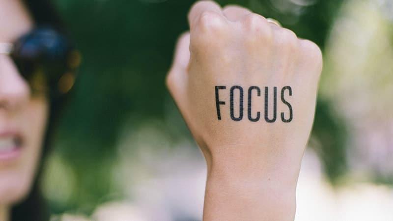 Kata-kata keren - Fokus