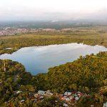 Cerita Rakyat Bengkulu Danau Dendam Tak Sudah - Cover