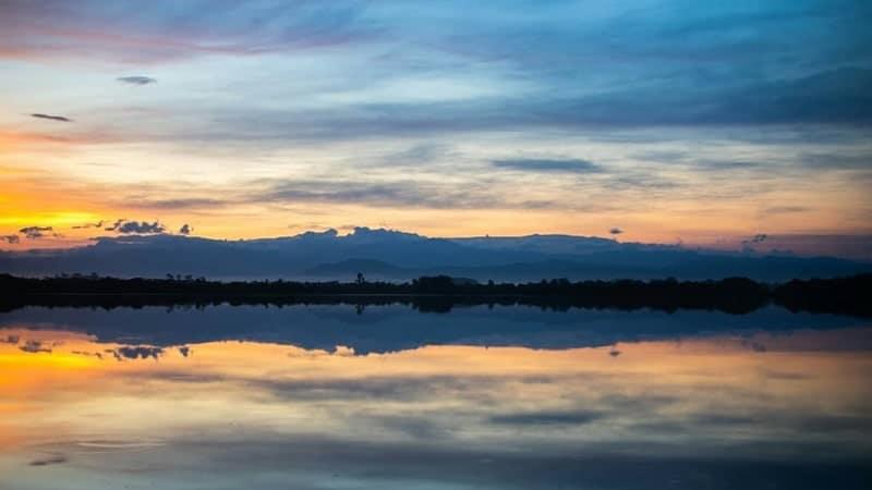 Cerita Rakyat Bengkulu Danau Dendam Tak Sudah - Pemandangan