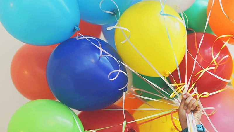 Kata-kata ucapan - Balon