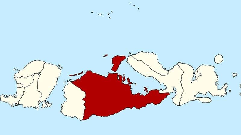 Peta Sumbawa