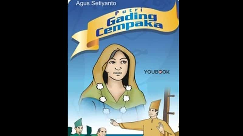 Cover Buku Cerita