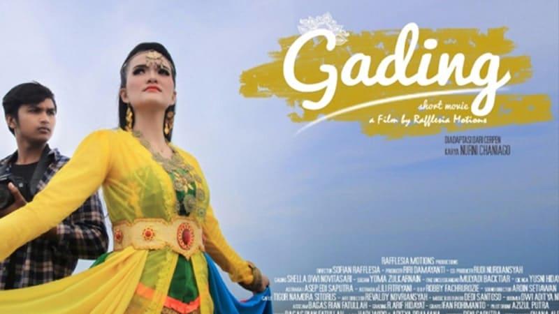 Cerita Rakyat Putri Gading Cempaka - Poster Film