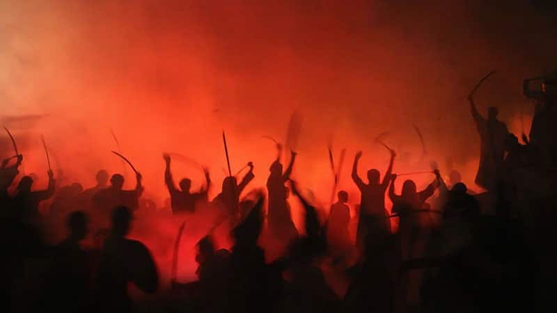 Cerita Rakyat Jambi Datuk Darah Putih - Perang