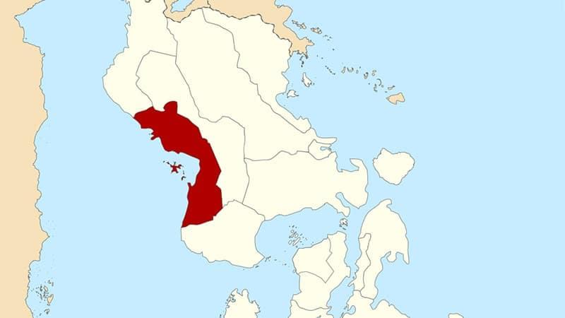 Asal Mula Gunung Mekongga - Kolaka Sulawesi Tenggara