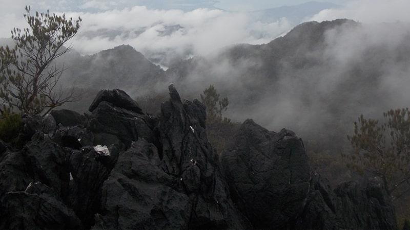 Asal Mula Gunung Mekongga - Puncak Mekongga