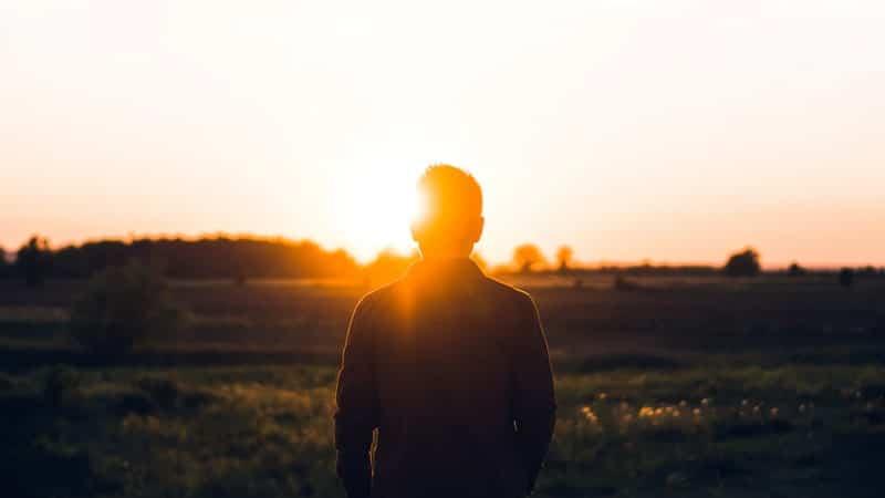 Kata Kata Indah Pada Waktunya - Matahari Terbit