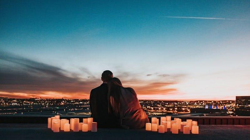 Kata Kata Cinta Tidak Memandang Apapun - Berdua