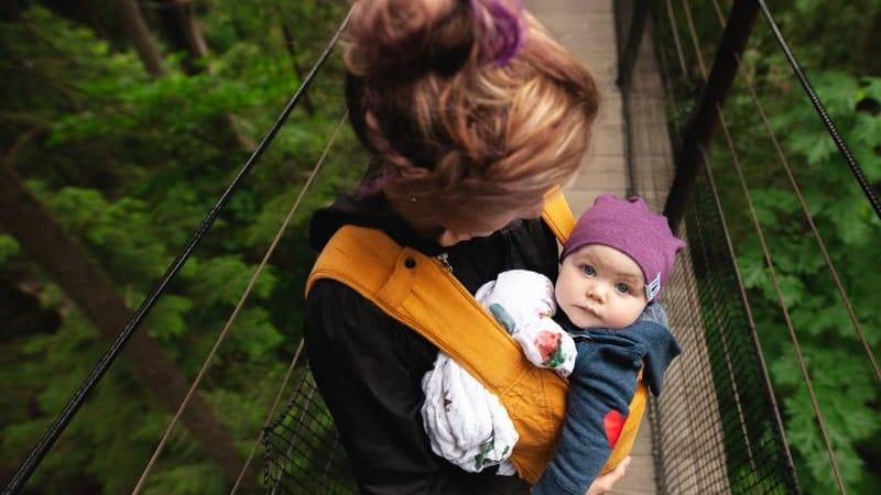Kata-Kata Perjuangan Ibu Hamil - Menggendong Bayu