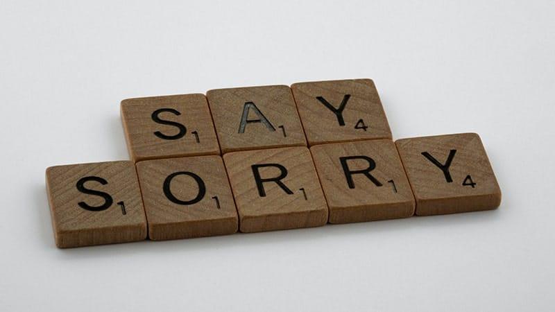 Kata-Kata buat Teman Musiman - Say Sorry