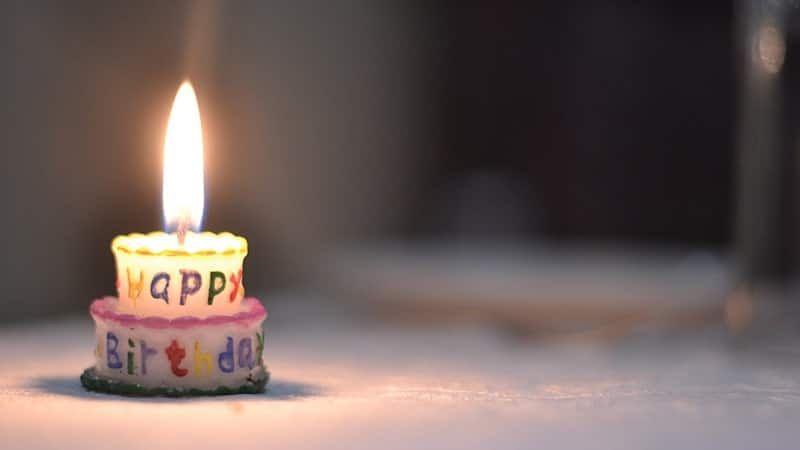 Kata kata ucapan - Kue ulang tahun