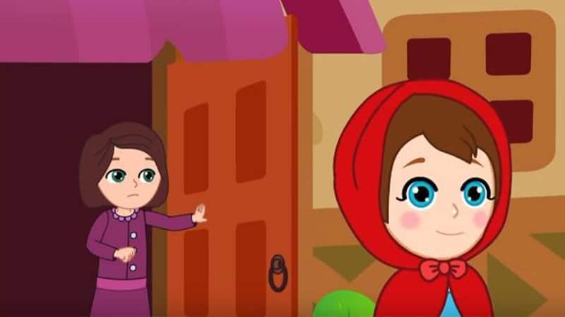 Kerudung Merah dan Ibu