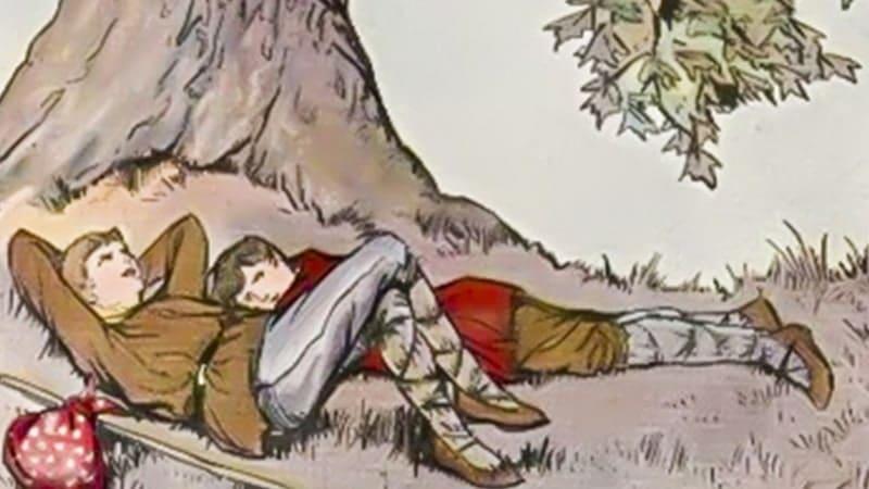 Dongeng Pengembara dan Sebuah Pohon - Aesop's Fable