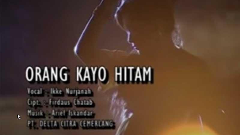 Cerita Rakyat Rangkayo Hitam - Lagu Orang Kayo Hitam