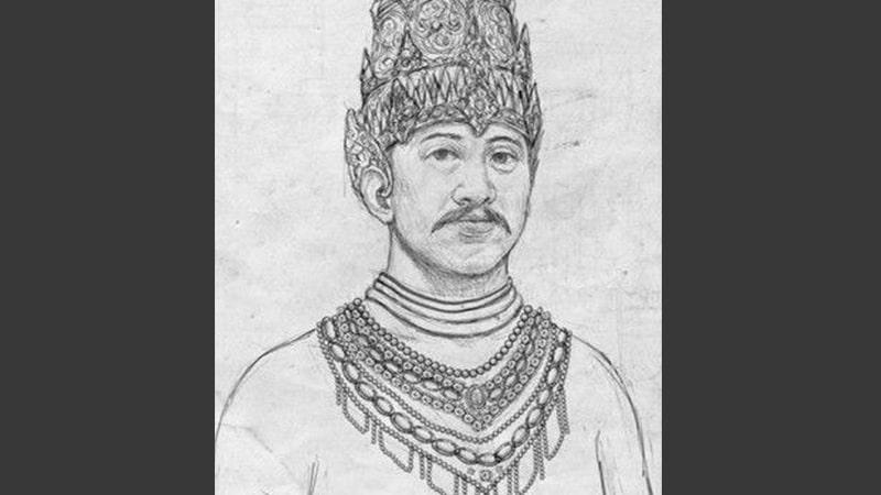 Silsilah Kerajaan Majapahit - Brawijaya VI