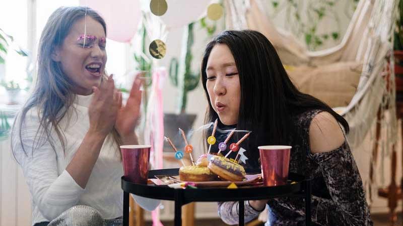 Ucapan Selamat Ulang Tahun Bahasa Sunda - Tiup Lilin
