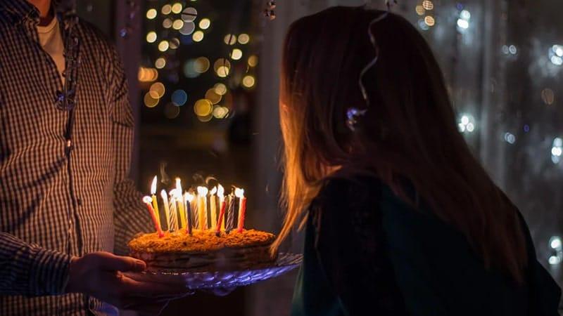 Ucapan Terima Kasih Ulang Tahun - Tiup Lilin