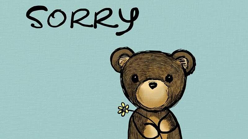 Kata-Kata Minta Maaf untuk Suami - Teddy Bear