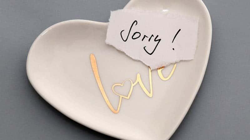 Kata-Kata Maaf untuk Istri Tercinta - Piring