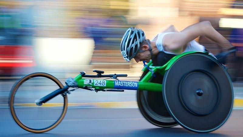 Kata-Kata Motivasi Atlet Olahraga - Atlet Paralimpik
