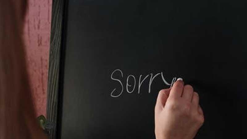 Kata-Kata Maaf buat Mantan - Papan Tulis
