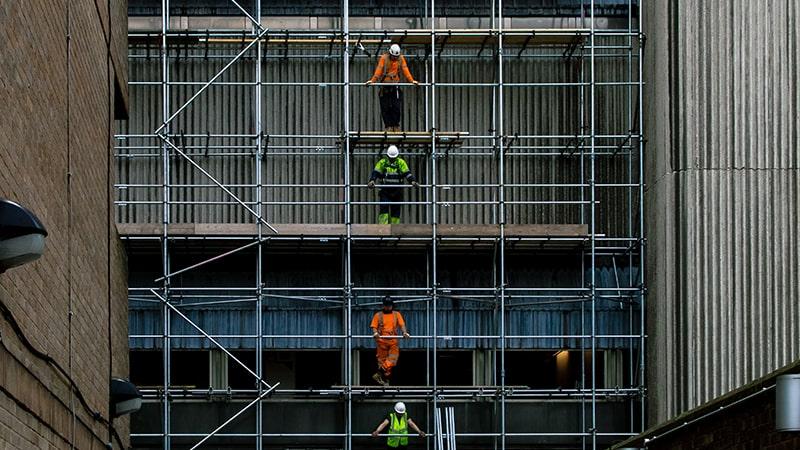Kata-Kata Bijak Pekerja Kuli Bangunan - Membuat Gedung
