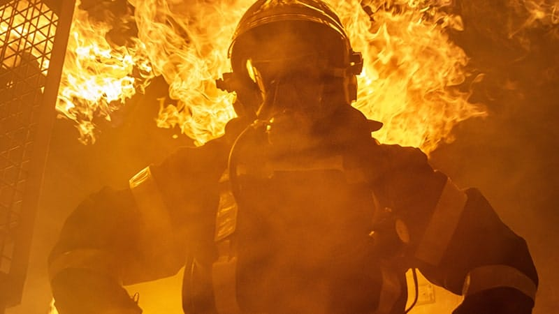 Kata-Kata Pemadam Kebakaran - Latar Belakang Api