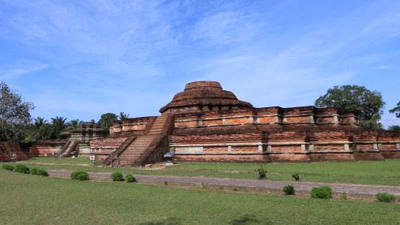 Candi Peninggalan Kerajaan Sriwijaya - Candi Sulung