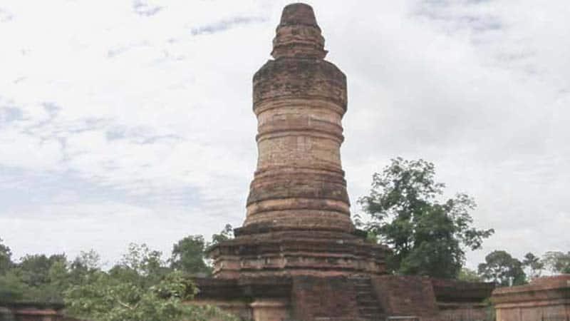Candi Peninggalan Kerajaan Sriwijaya - Candi Mahligai