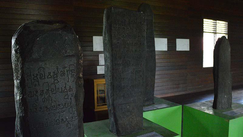 Sejarah Kerajaan Kutai - Replika Yupa