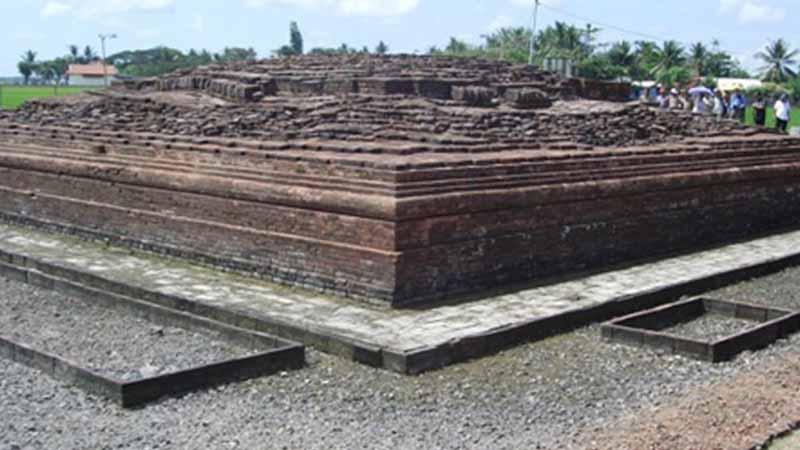 Sejarah Kerajaan Tarumanegara - Candi Batujaya