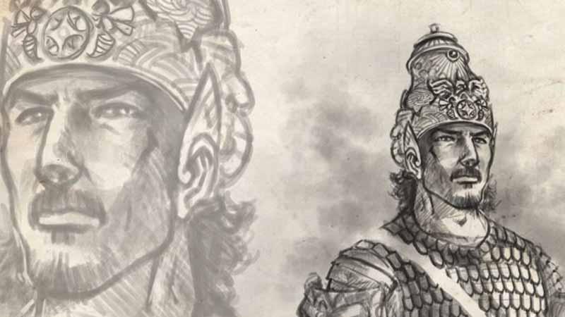 Sejarah Kerajaan Tarumanegara - Raja Purnawarman
