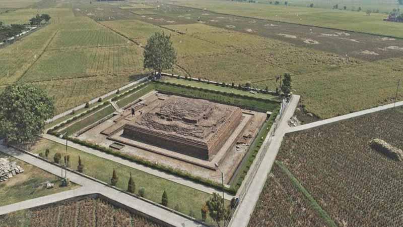 Peninggalan Kerajaan Tarumanegara - Situs Batujaya