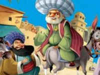 Kisah Abu Nawas Akan Disembelih - Gambar Utama