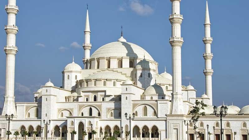 Cerita Abu Nawas Ingin Terbang - Masjid