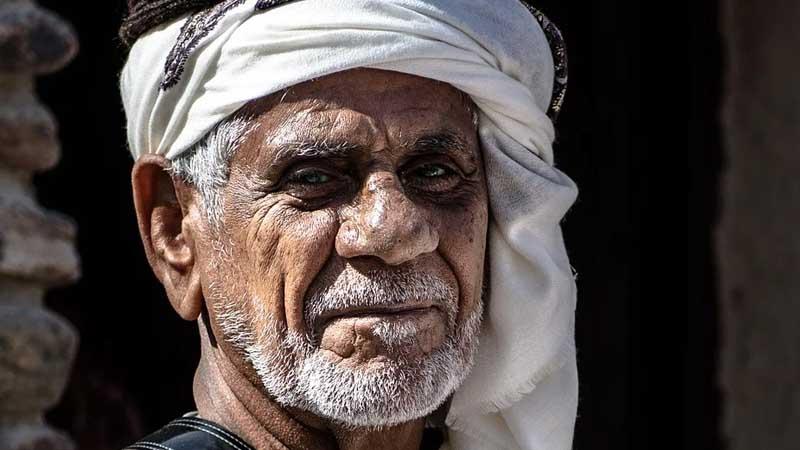 Cerita Abu Nawas Mengguncangkan Dunia - Ilustrasi Pria