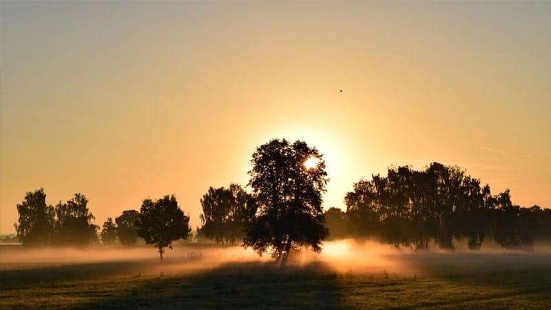 Kata-Kata Bijak Pagi Hari Singkat - Matahari Terbit