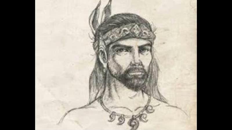 Ilustrasi Raja Dharanindra
