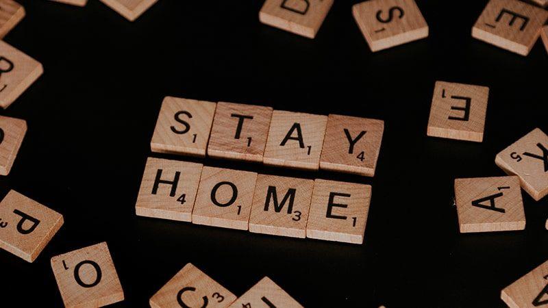 Kata-Kata Lucu Liburan di Rumah Aja - Stay Home