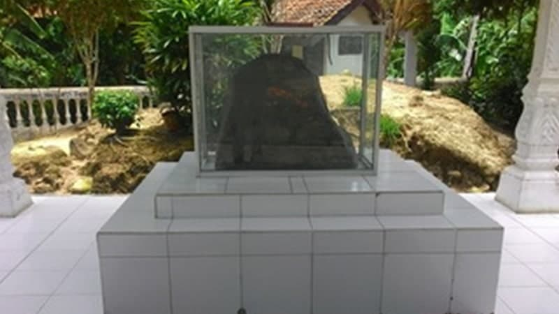 Peninggalan Kerajaan Sriwijaya - Prasasti Palas Pasemah