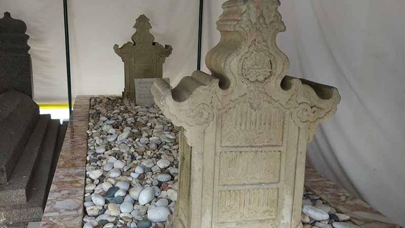 Peninggalan Kerajaan Samudra Pasai - Makam Sultan Malik