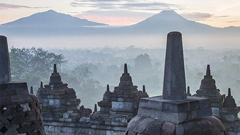 Candi Peninggalan Kerajaan Mataram Kuno - Candi Borobudur