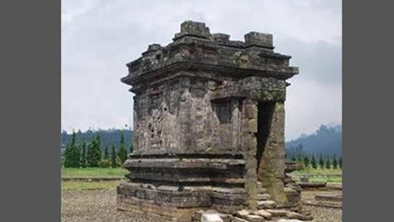 Candi Peninggalan Kerajaan Mataram Kuno - Candi Srikandi