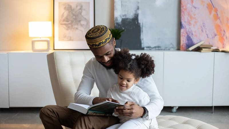 Kata-Kata Bijak Keluarga Islami - Membaca Alquran
