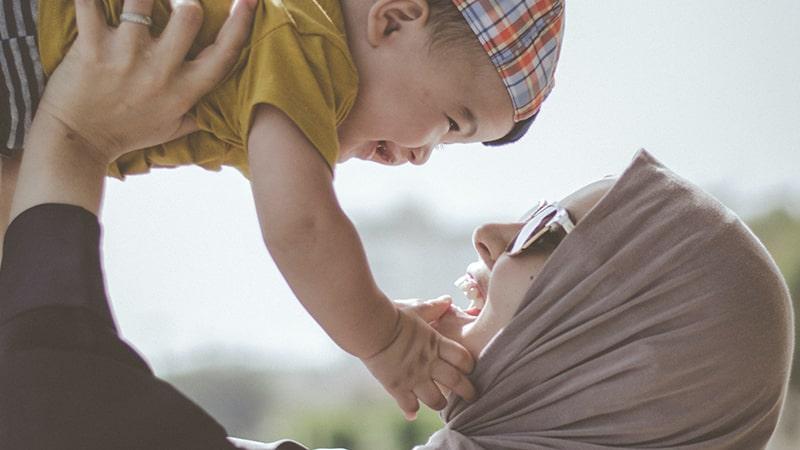 Kata Mutiara Hadist tentang Wanita - Ibu dan Anak