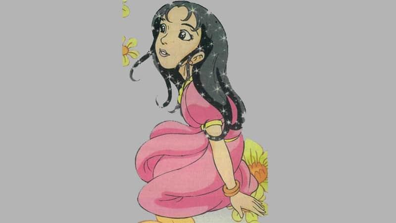 Dongeng Putri Berambut Kaca - Putri Berambut Kaca