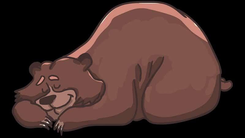 Dongeng Beruang dan Lebah - Beruang
