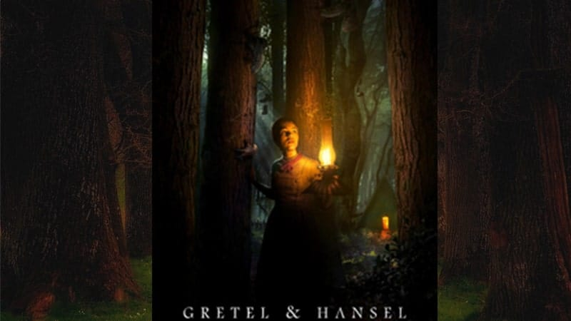 Dongeng Hansel dan Gretel - Poster Film